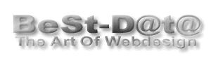 BeSt-Data - The Art Of Webdesign